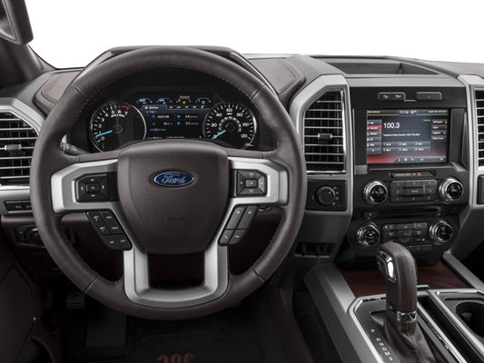 2016 Ford F 150 King Ranch Rebel